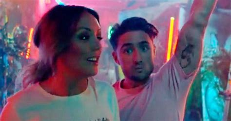 tattoo of us bear charlotte crosby makes stephen bear get tattoo of her