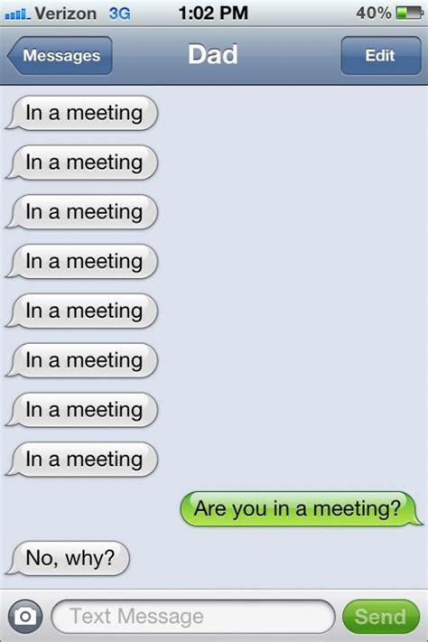 The 27 Funniest Text Messages Between Parents And Their