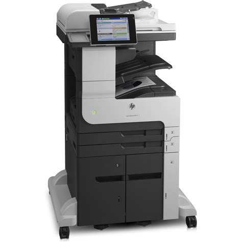 Printer Laserjet A3 Mono hp laserjet enterprise m725z a3 mono multifunction printer