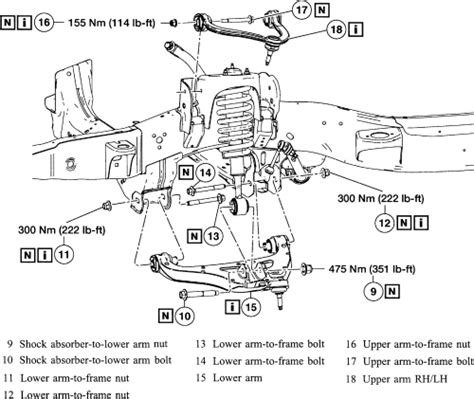 ford f150 front suspension diagram 2003 ford f150 front suspension diagram html autos weblog