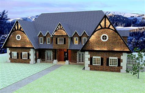 luxury brick house plans sda architect 187 category 187 dream house plans