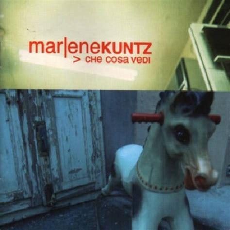 marlene kuntz la canzone che scrivo per te testo marlene kuntz la canzone che scrivo per te lyrics
