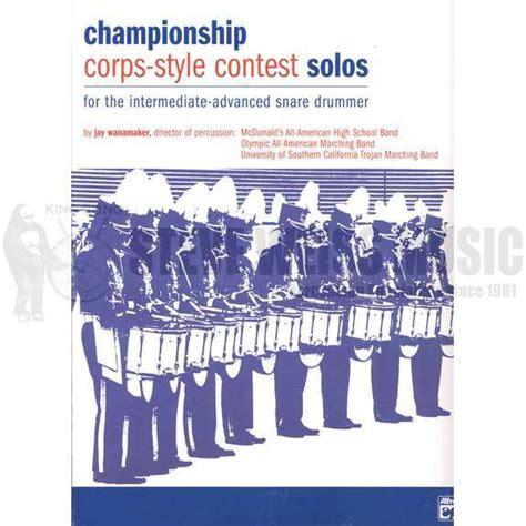 modern rudimental swing solos modern contest solos snare drum pdf asthepiratebay