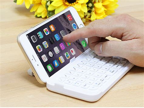 iphone 6 plus 6s plus ultra thin bluetooth keyboard