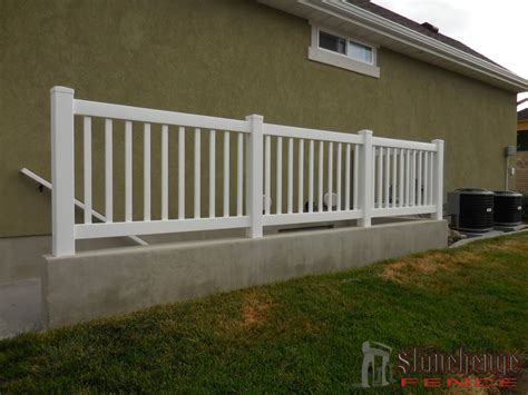 vinyl deck vinyl railing images