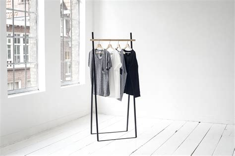 design clothes rack clothing rack black xs yaco studio crowdyhouse