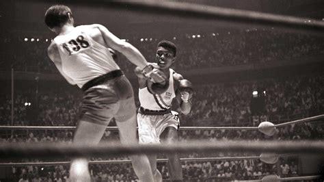 to the olympics muhammad ali wins 1960 olympic gold medal nbc olympics