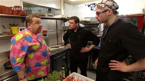 programa pesadilla en la cocina pesadilla en la cocina telerrealidad culinaria de
