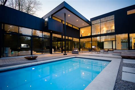 modern home design ontario 2 storey modern home in ontario canada most beautiful