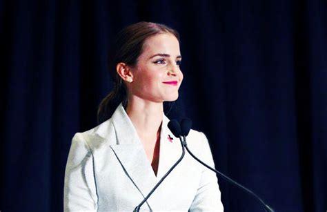 emma watson gender equality speech vanity fair on twitter quot watch emma watson deliver an