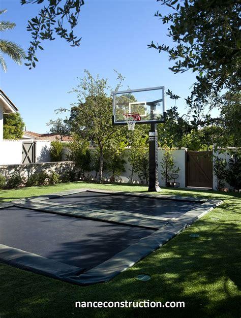 Best 10 Troline Basketball Ideas On Pinterest Backyard Basketball Hoops