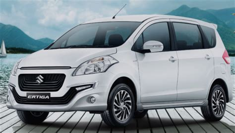 Model Home Pictures Interior suzuki ertiga dreza launched in thailand from rm76k