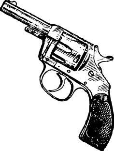 tattoo gun in action colt single action army revolver drawing by whizziewhizzer