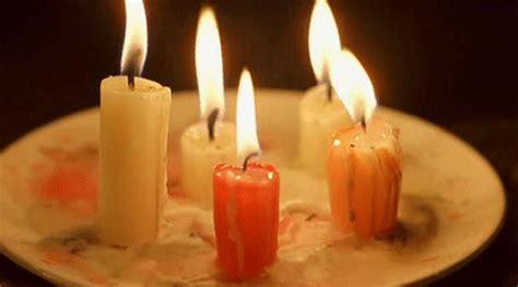 candele gif candle melt