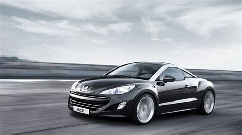 peugeot sport cars peugeot rcz coupe review only peugeot sports car review