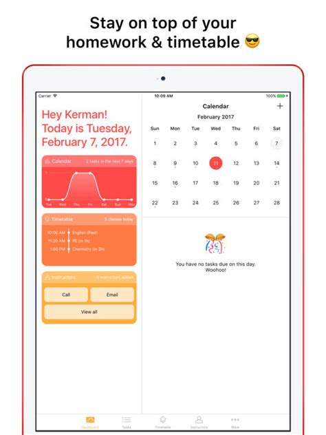 school scheduling app the homework app your school schedule planner app