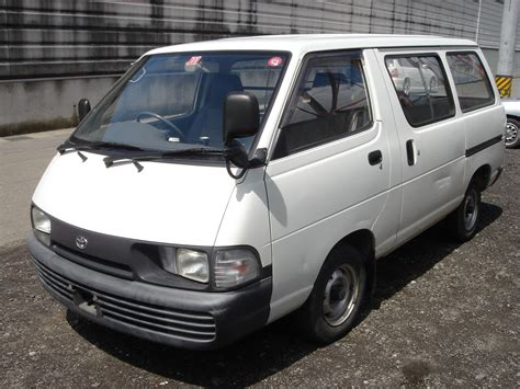 Toyota Townace Dx Toyota Townace Dx 1996 Used For Sale