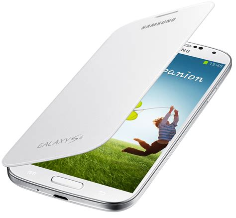 Flip Cover Samsung Galaxy S4 samsung galaxy s4 flip cover folio white