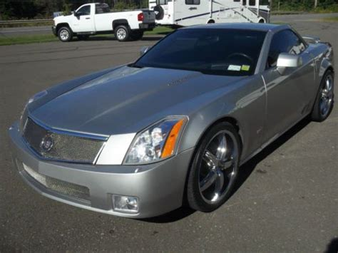buy used 2006 cadillac xlr v supercharged convertible in oneonta new york united states for
