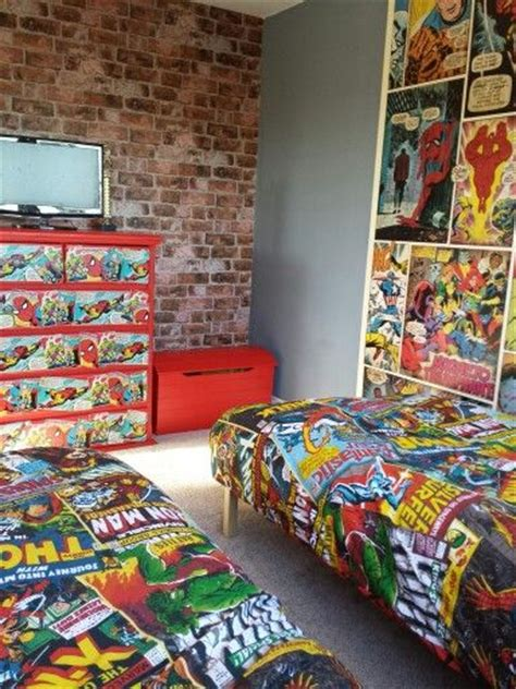 marvel kids bedroom 185 best images about boys room decor and ideas on pinterest