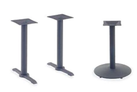 commercial restaurant table bases bar restaurant