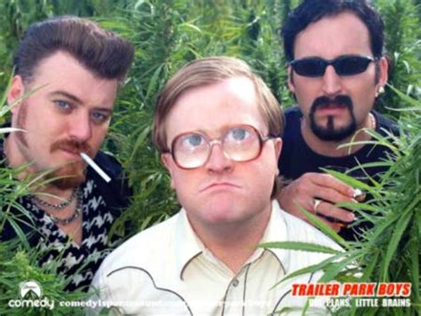 from trailer trash to trailer park boys