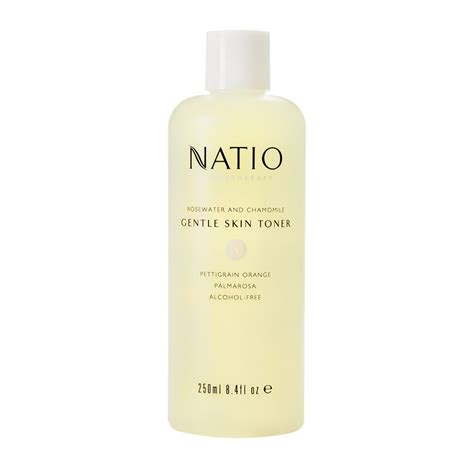 Toner Hns 250 Ml buy rosewater and chamomile gentle skin toner 250 ml by natio priceline