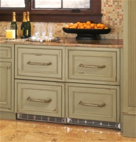 Ge Refrigerator Drawers by Built In Refrigerator Drawers 10 Day Luxury Kitchen