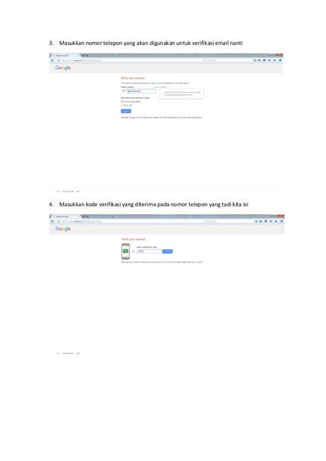 Tutorial Membuat Akun Email Gmail Com | tutorial membuat akun email di gmail com