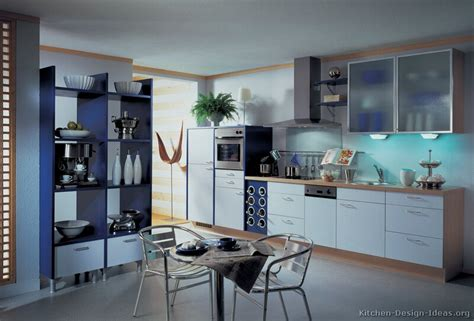 modern blue kitchen modern blue kitchen cabinets pictures design ideas