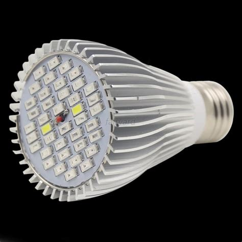 30w 50w 80w Full Spectrum Led Grow Light Hydroponic Plant Spectrum Led Light Bulb