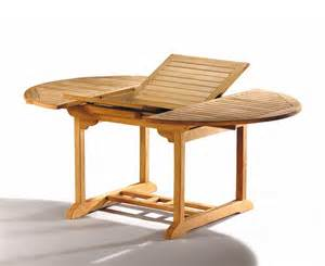 Garden Furniture Table Brompton Teak Extending Garden Table 120cm 180cm