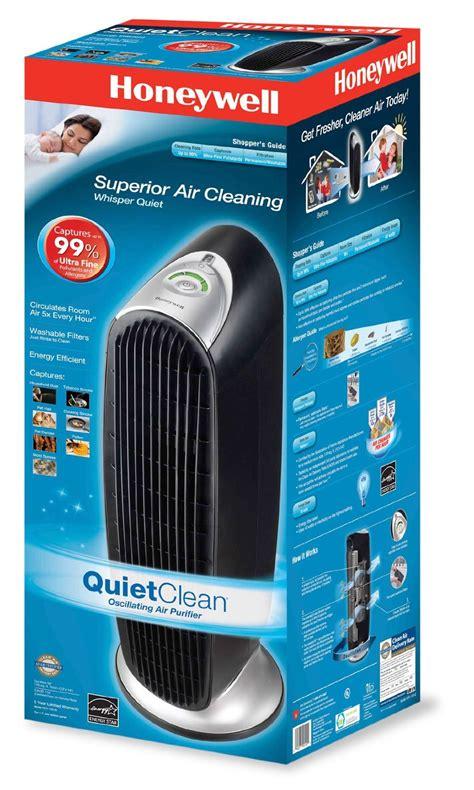 honeywell hfd 120 q quietclean tower air purifier review 2018