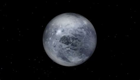 new images of pluto colored image of pluto captured by nasa s new
