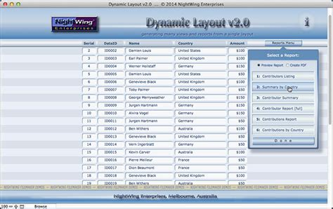 filemaker layout menu set nightwing enterprises dynamic layout v2 for filemaker