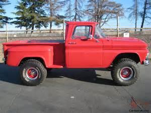Chevrolet K10 4x4 For Sale 1962 Chevrolet K10 4x4 C10