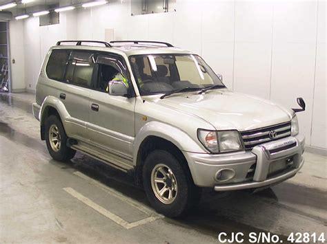 1999 Toyota Land Cruiser For Sale 1999 Toyota Land Cruiser Prado Silver For Sale Stock No
