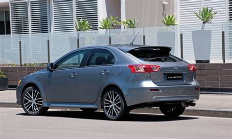 mitsubishi sportback 2016 mitsubishi lancer on sale in australia from 19 500