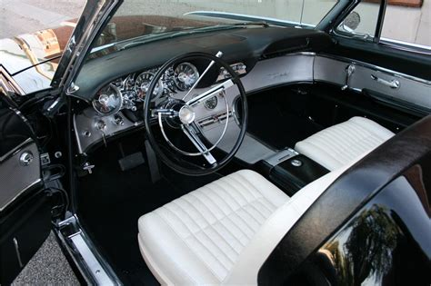 1962 Thunderbird Interior by 1962 Ford Thunderbird Convertible 130364