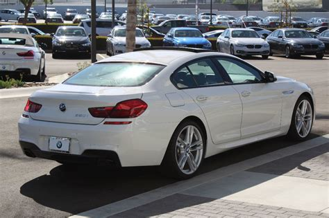 2017 new bmw 6 series 650i gran coupe at bmw of ontario