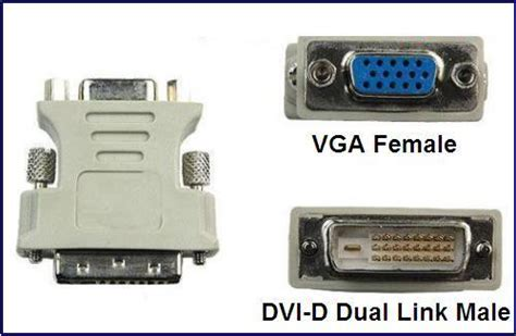 Sale Howell Kabel Dvi 24 1to Hdmi 1 8 M Gold Plated dvi i dual link 24 5 to vga adapter for
