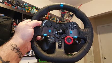 Logitech G29 Steering Wheel Aif612 1 logitech g29 driving racing wheel for ps4 the