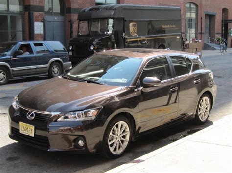 hybrid lexus ct200h 2012 lexus ct 200h hybrid hatch now louder with more noise