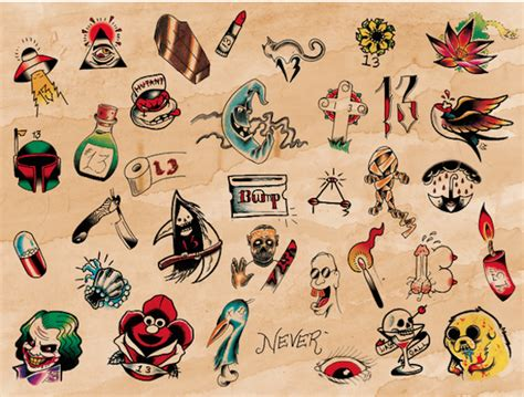 places  friday   tattoo deals