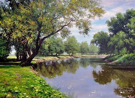 imagenes de paisajes pintados al oleo cuadros modernos pinturas y dibujos 01 29 14