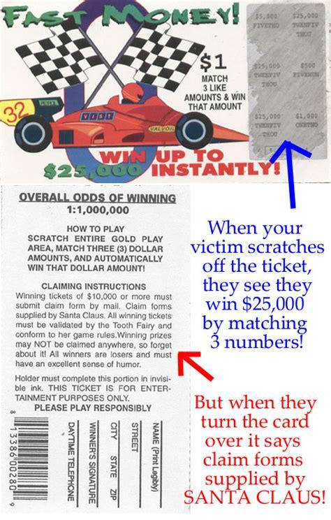 printable fake lottery tickets ez tix com your lottery jackpot headquarters