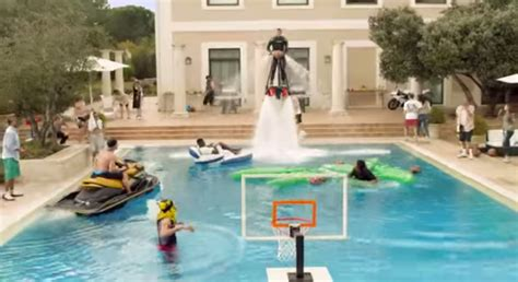 video most epic pool trick shot slam dunk ever with