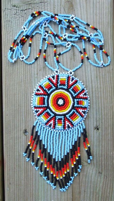 bead work american crafts bead work