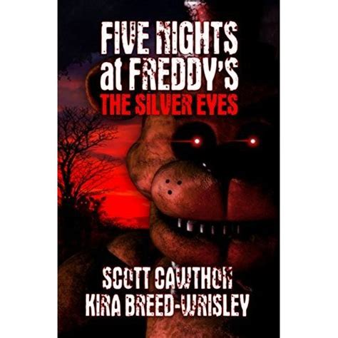 two nights a novel books five nights at freddy s the silver by cawthon
