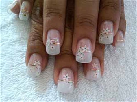 Modele Ongle Gel Decoration by Deco Ongles Modele